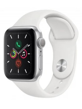 Apple Watch Series 5 - Серебристый алюминий