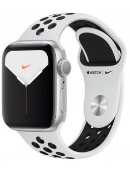 Apple Watch Nike Series 5 - Серебристый алюминий алюминий