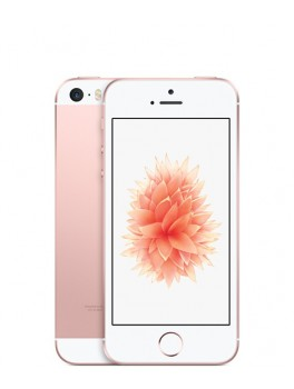 iPhone SE — Rose gold