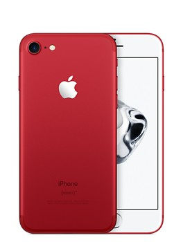 iPhone 7 — Red