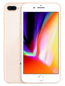 iPhone 8 Plus — золотистый